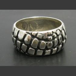 """Серебряное кольцо 925 пробы """"Шина"""""""