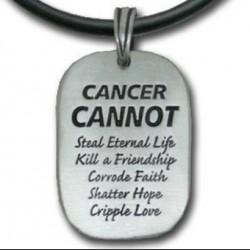 """Подвеска """"Cancer cannot..."""""""
