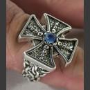"""Перстень """"Железный Крест"""" с кельтским узором"""