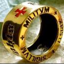 Перстень рыцаря-крестоносца