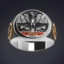 "Перстень с Римским  Орлом ""S.P.Q.R."""