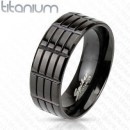 Титановое кольцо Spikes