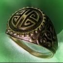 Кельтский перстень