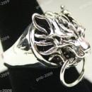 """Массивный перстень """"Тигр"""""""