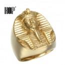 """Позолоченный перстень """"Тутанхамон"""""""